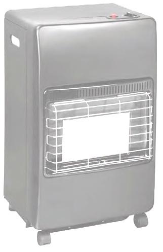 Imperial stufa ad infrarossi silver - Stufa elettrica ad infrarossi ...